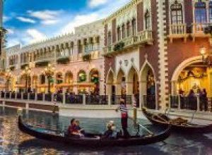 venetian canals las vegas